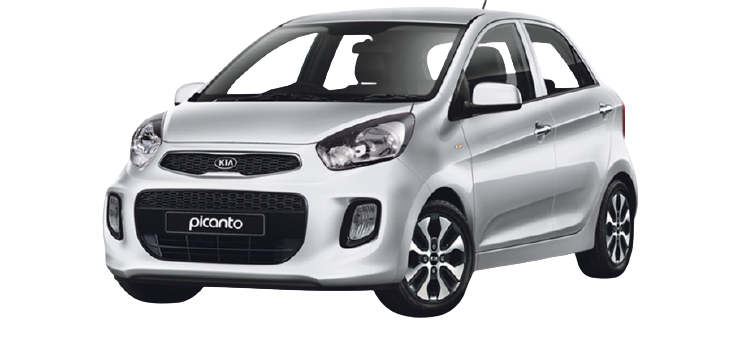 rent a Kia Picanto Marrakech