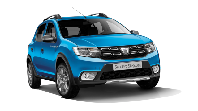 rent a Dacia Sandero Stepway Marrakech