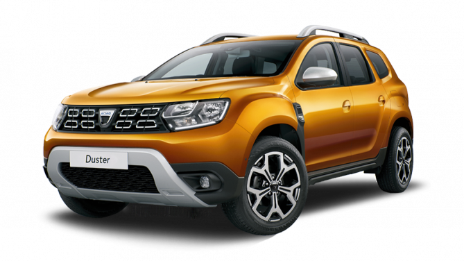 rent a Dacia Duster Marrakech