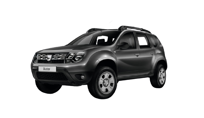 rent a Dacia Duster Automatic Marrakech