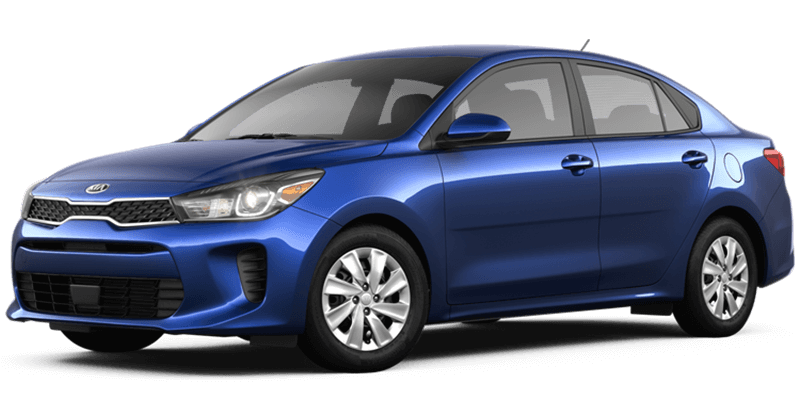 rent a Kia Rio Marrakech
