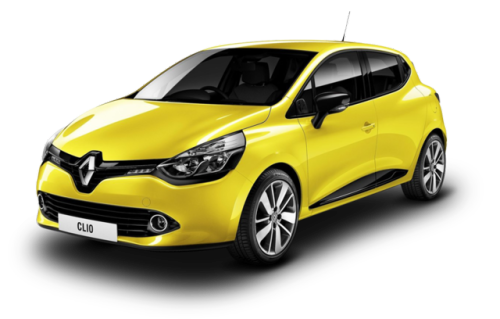 rent a Renault Clio 4 automatic Marrakech