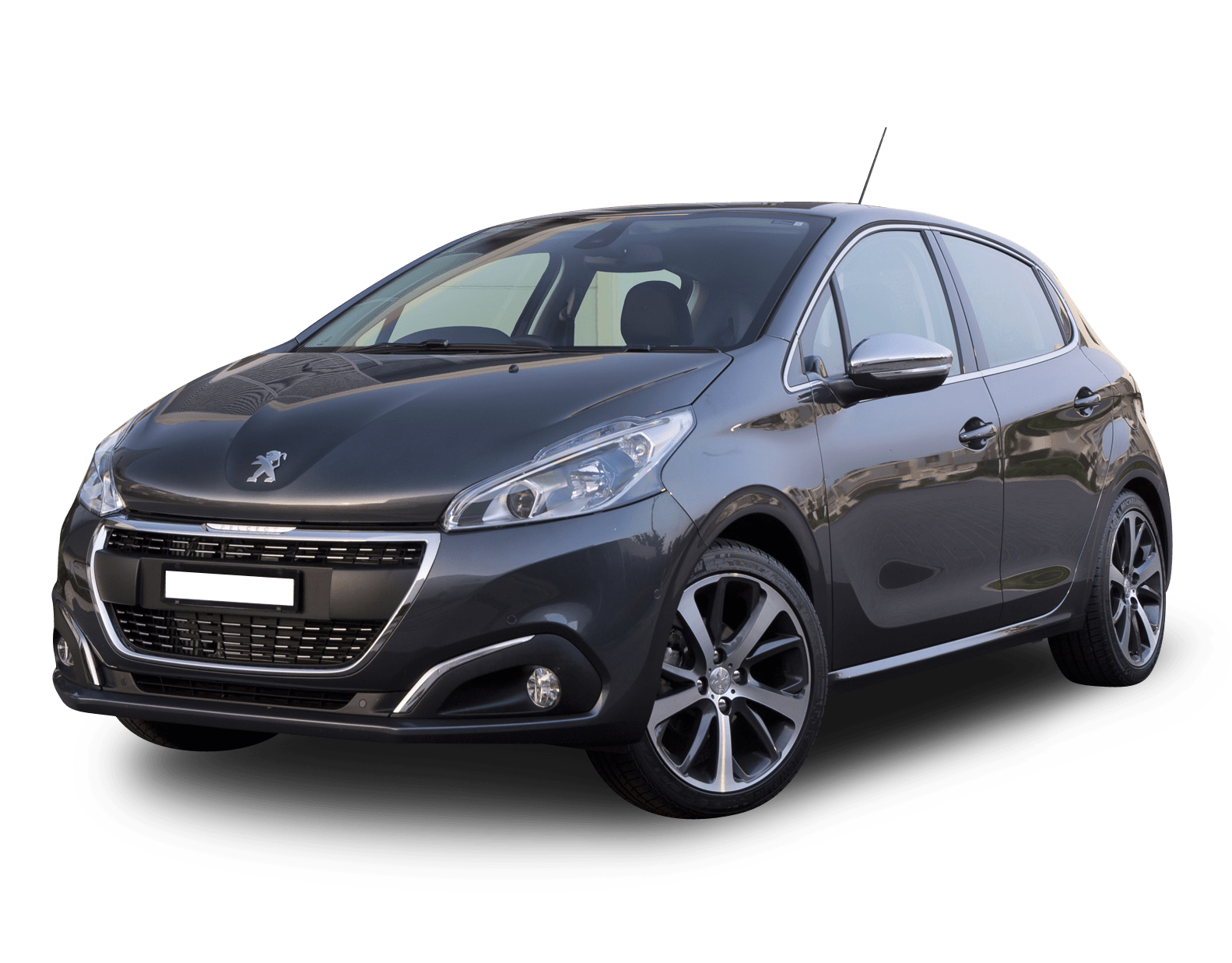rent a Peugeot 208 Marrakech